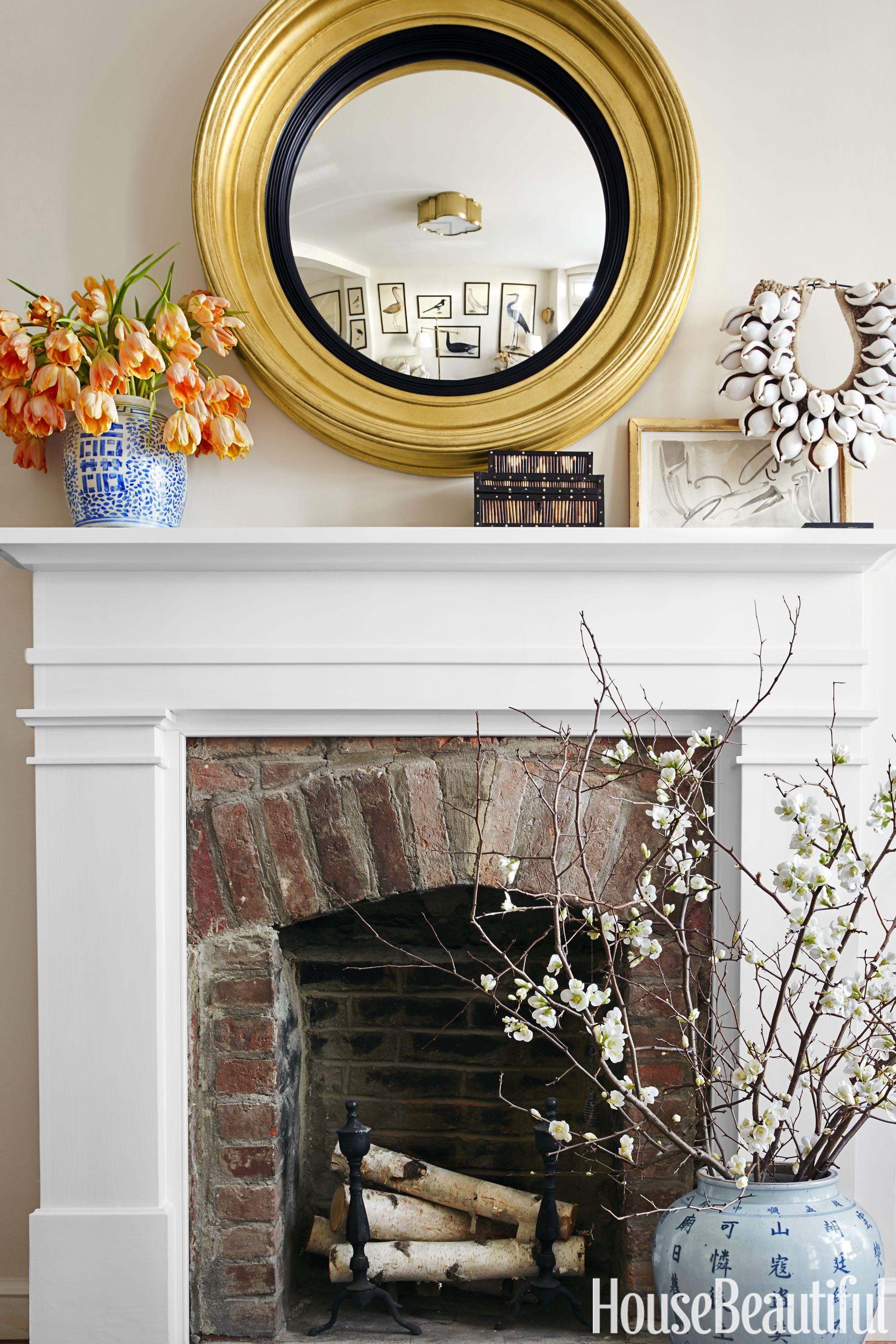 sarah bartholomew fireplace