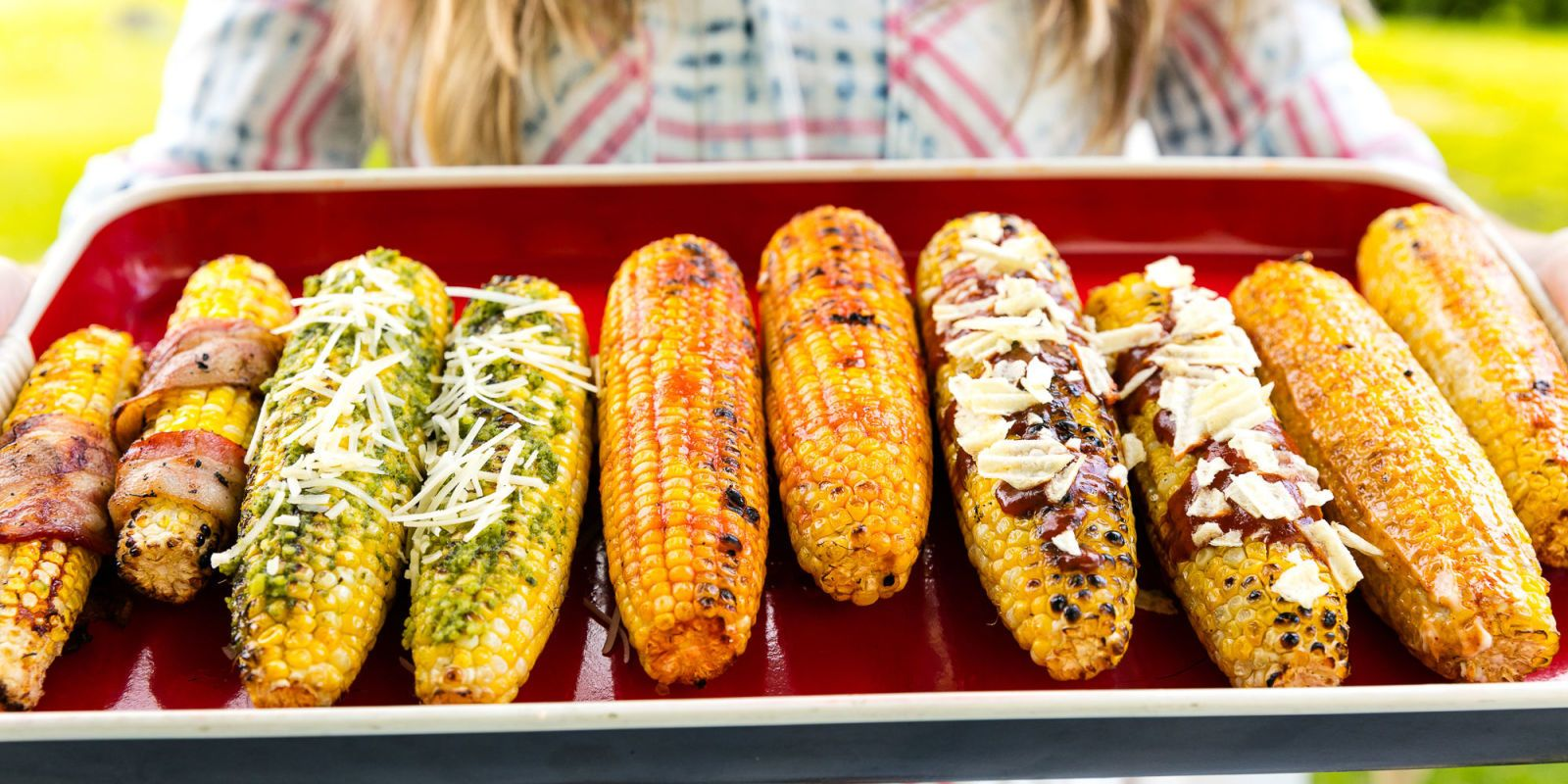 6 Magical Ways to Top Grilled Corn
