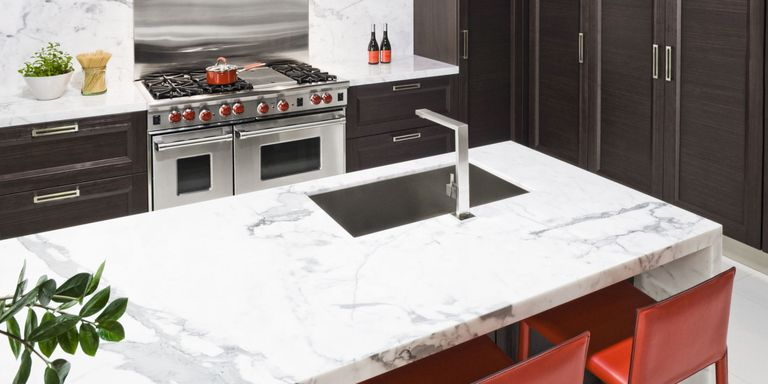 countertops renters interest marble kitchen of buyers or with granite what use builders alike countertop i should quality the main qimg immediate an quora and become synonymous feature idea my home for has