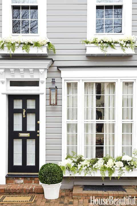 20+ Best Front Door Paint Colors - Paint Ideas for Front Doors