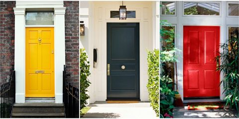 Front Door Paint Custom 14 Best Front Door Paint Colors  Paint Ideas For Front Doors Design Inspiration