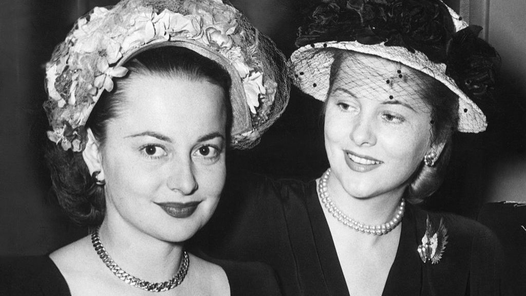 The Truth Behind Olivia de Havilland and Joan Fontaine's Epic Feud