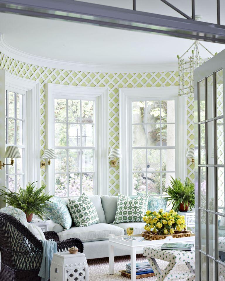 12 Pretty Sunroom Ideas Chic Designs Amp Decor For