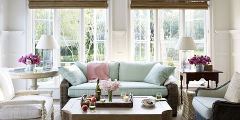 12 Pretty Sunroom Ideas - Chic Designs & Decor for Screened ...