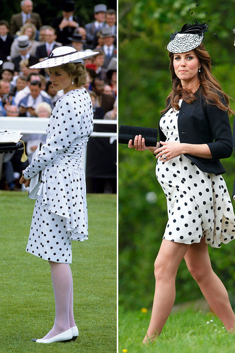 6 times kate middleton paid tribute to princess dianas love of 6 times kate middleton paid tribute to princess dianas love of polka dots ombrellifo Image collections