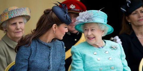 royal etiquette