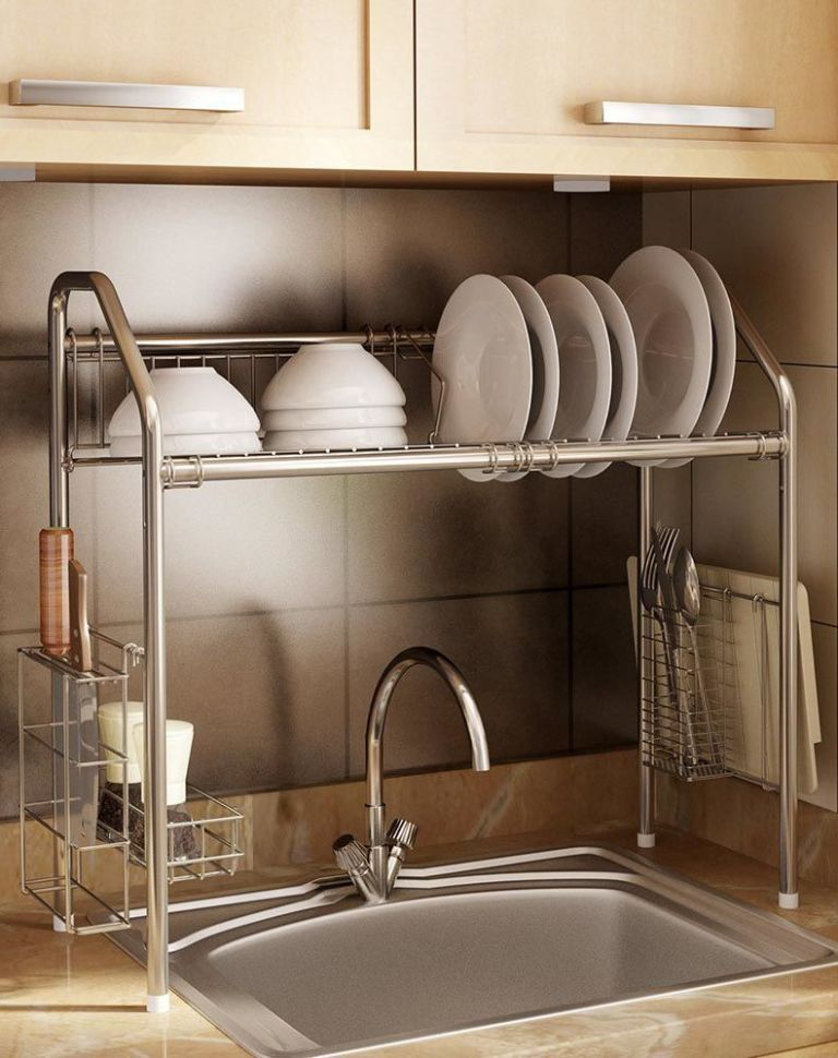 Kitchen Sink Organizing Products