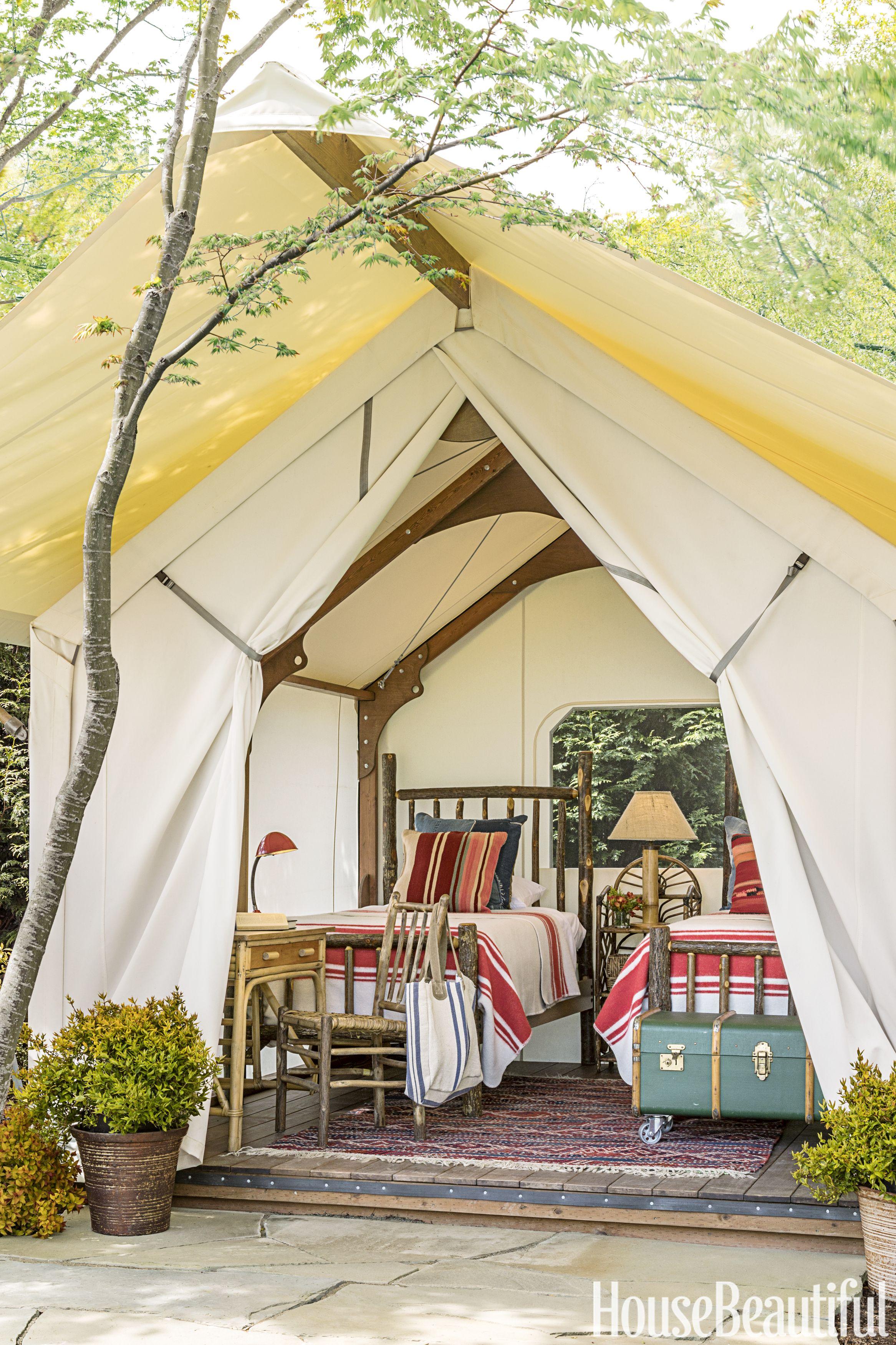 Tent Bedroom Steve Hoedemaker And Tim Pfeiffer