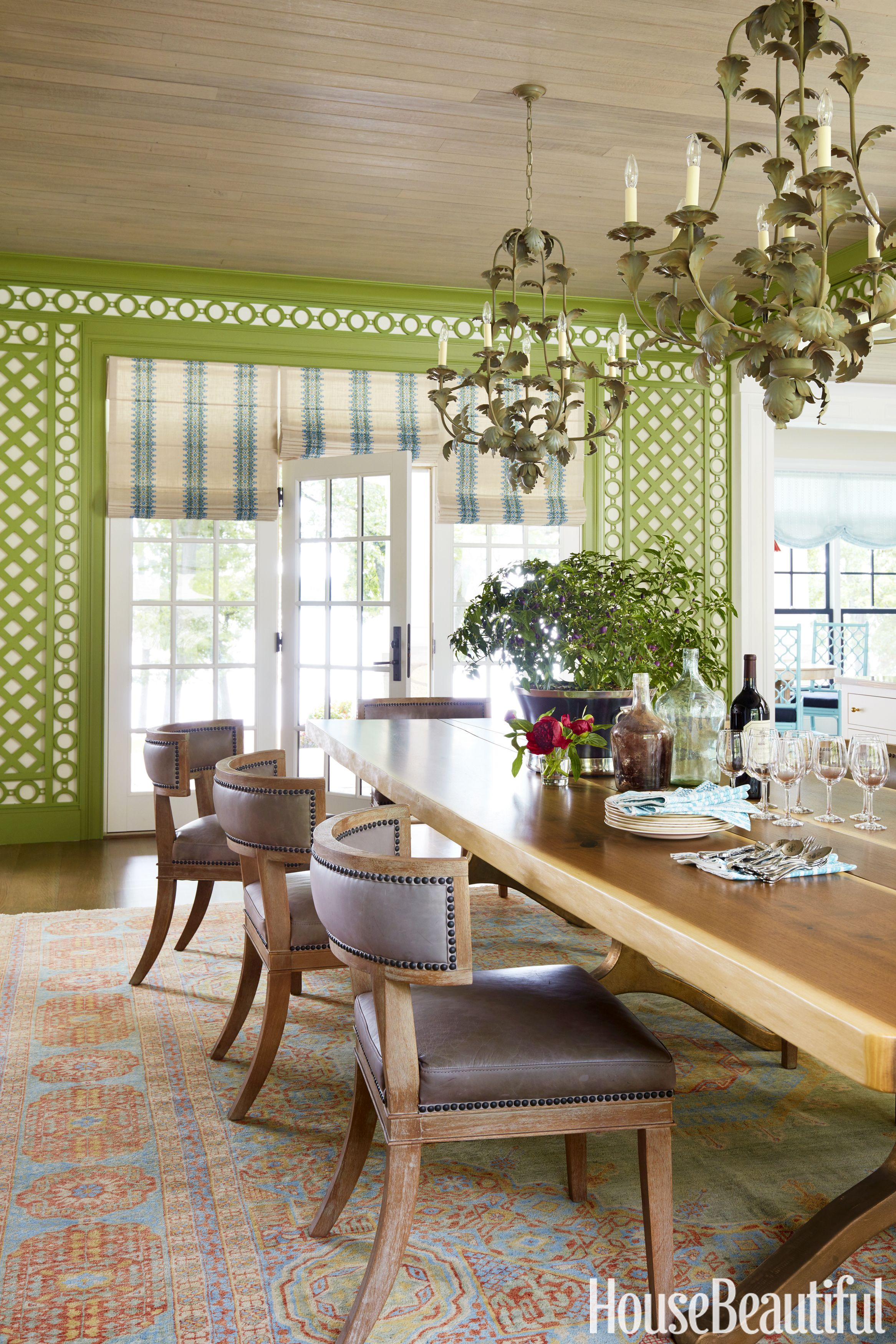 30 Best Dining Room Paint Colors - Modern Color Schemes for Dining Rooms