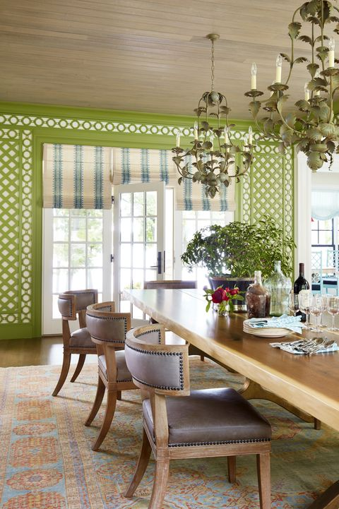 18 Best Dining Room Paint Colors - Modern Color Schemes ...