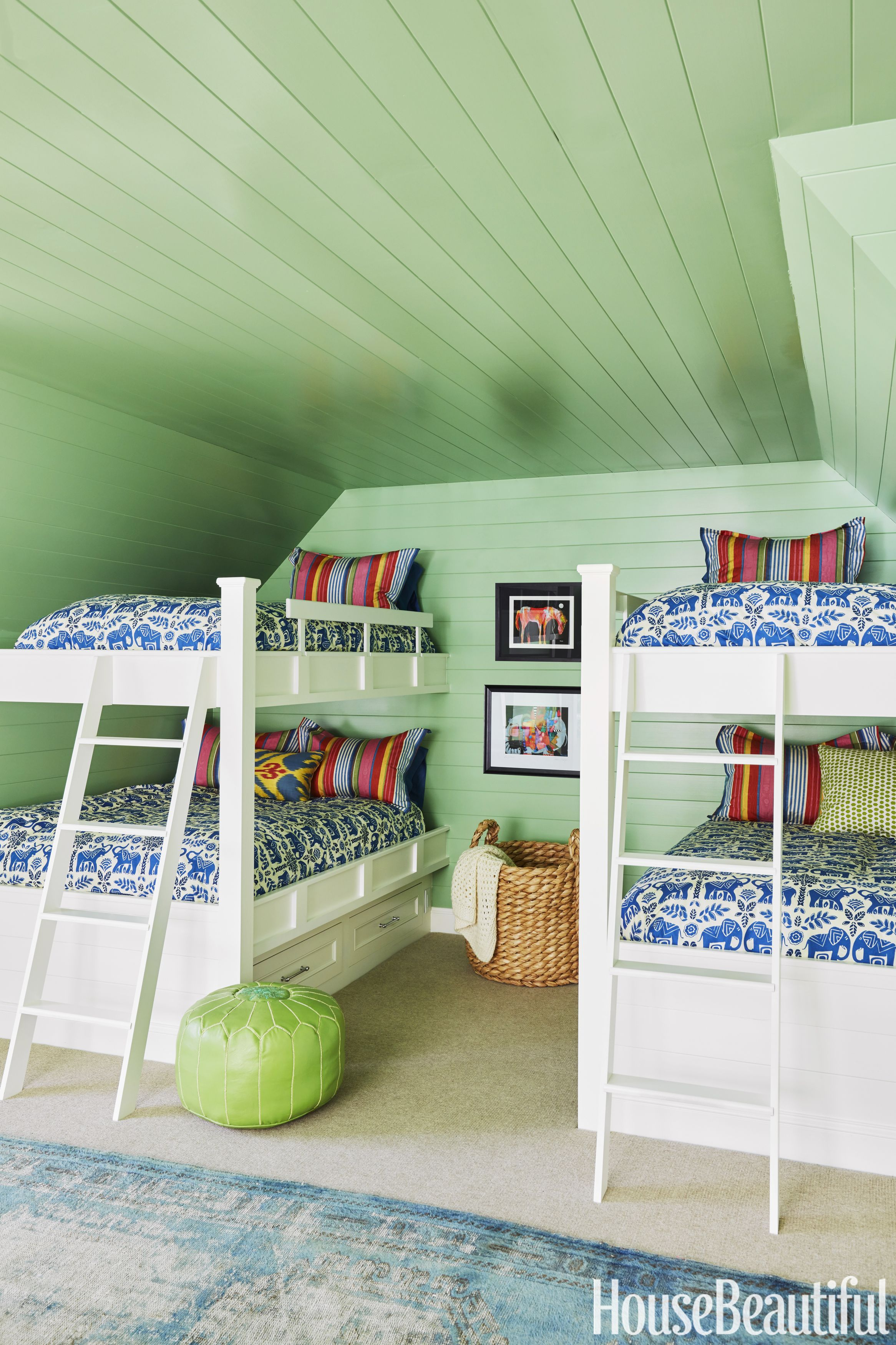 summer thornton bunk room