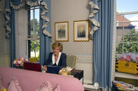 Princess Diana Kensington Palace
