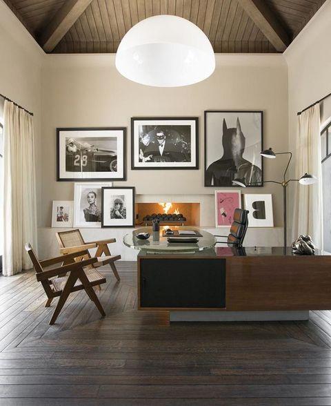 Kourtney Kardashian's Office