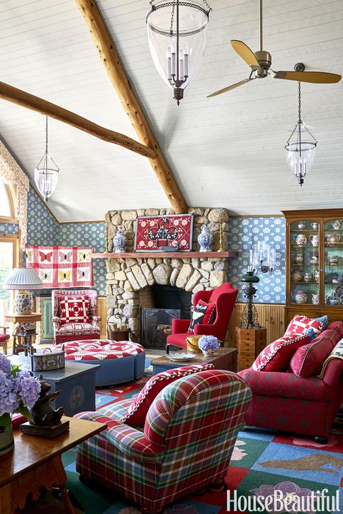 18 Rustic Room Decorating Ideas - Cozy Rooms