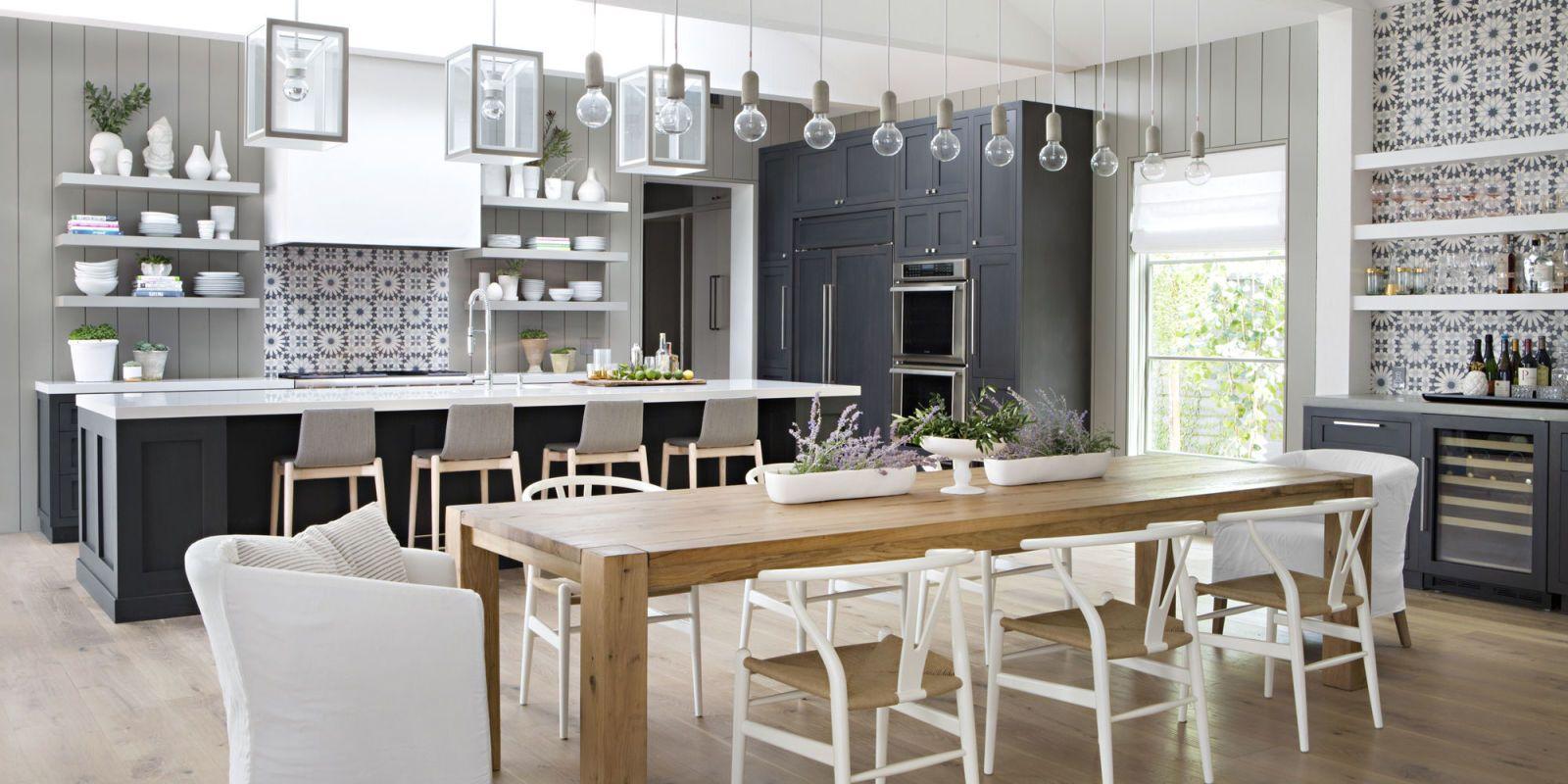 A Farmhouse Kitchen By Raili Clasen and Eric Olsen Modern