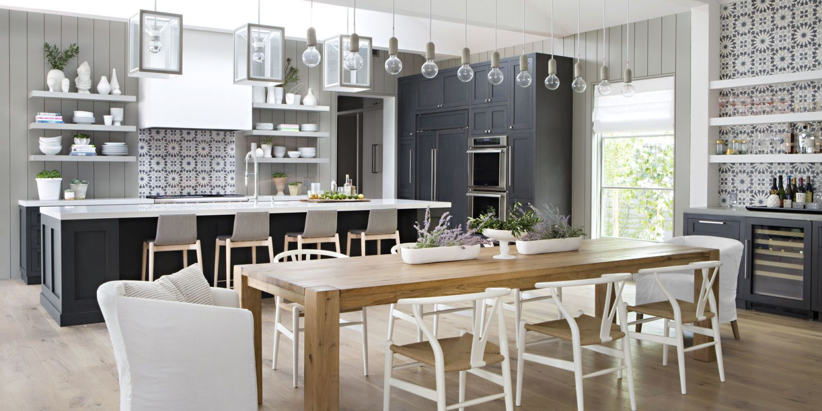 Merveilleux But The Duou0027s Easy Living Environments, Like This Kitchen And Pavilion  Combo In A New Home ...
