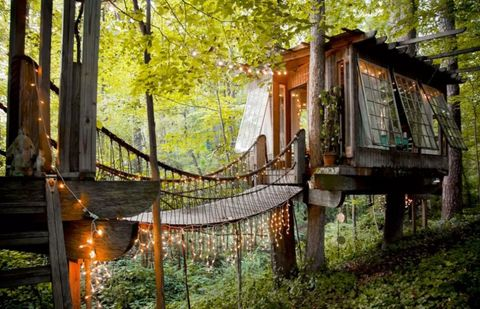 This Quirky Treehouse Is Airbnb's Most Popular Listing in the World
