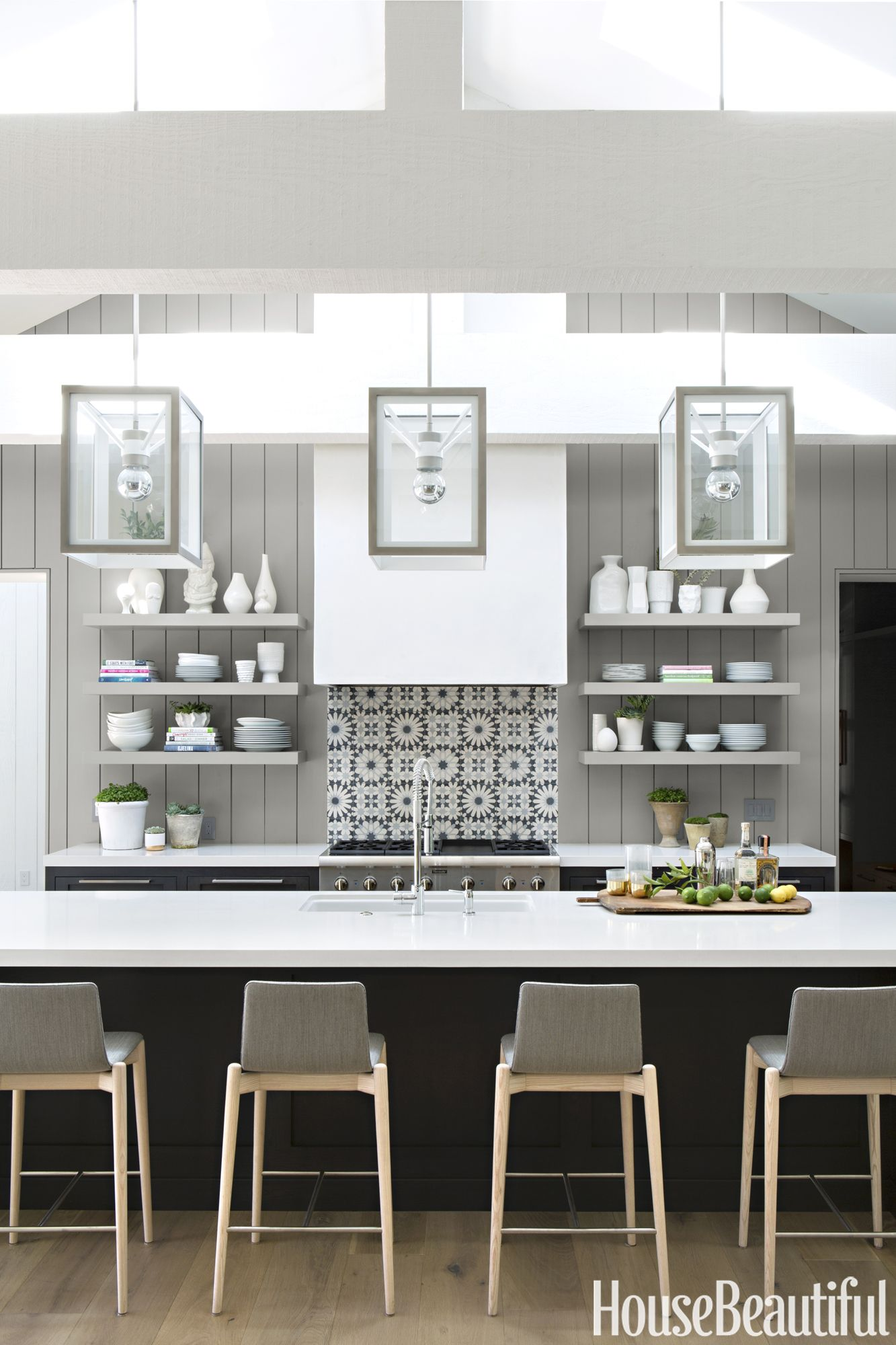 14 best kitchen paint colors ideas for popular kitchen colors rh housebeautiful com popular kitchen paint colors for walls popular kitchen paint colors for walls