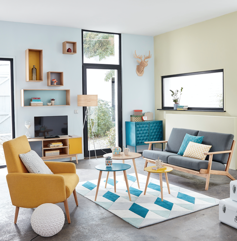 5 Colors You Need for a Happy Home, According to an Interiors Expert