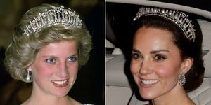 princess diana kate middleton jewelry