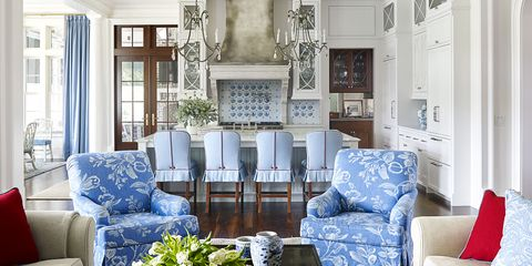 Blue, Room, Interior design, Living room, Green, Home, Furniture, White, Couch, Floor,