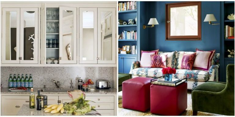 Whether you live in a cozy studio apartment or want to get more out of a small room or tiny nook in your house use these small space design ideas to help
