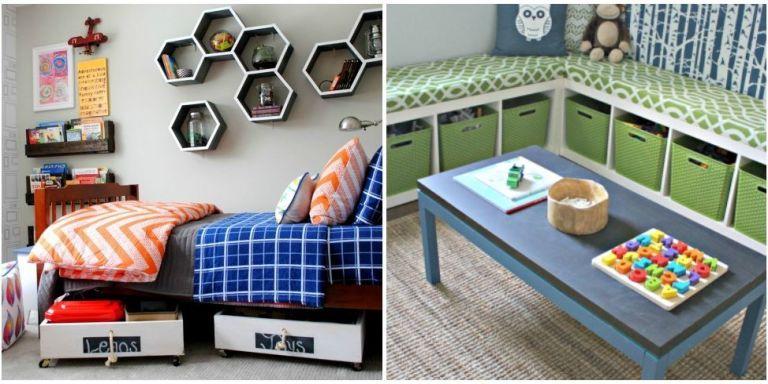 14 genius toy storage ideas for your kid s room diy kids bedroom rh housebeautiful com Bedroom Organization Ideas Closet Organization Ideas