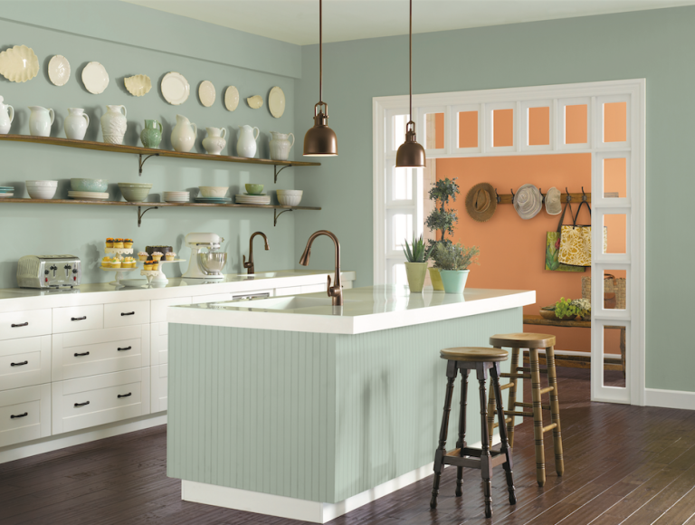 6 Oyster Bay 10 Paint Colors That Will Never Go Out Of Style Courtesy Sherwin Williams