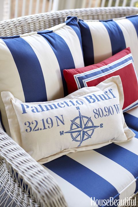 Pillow, Blue, Cushion, Throw pillow, Furniture, Bedding, Textile, Linens, Room, Font,