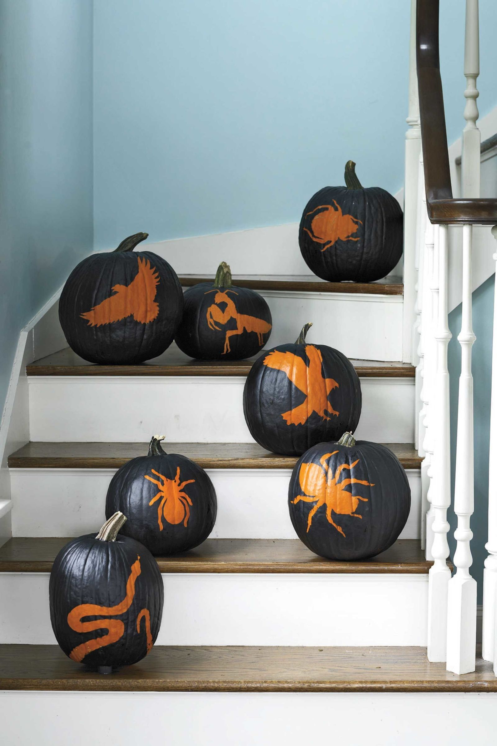 30 pumpkin decorating ideas for 2018 painted pumpkin designs for