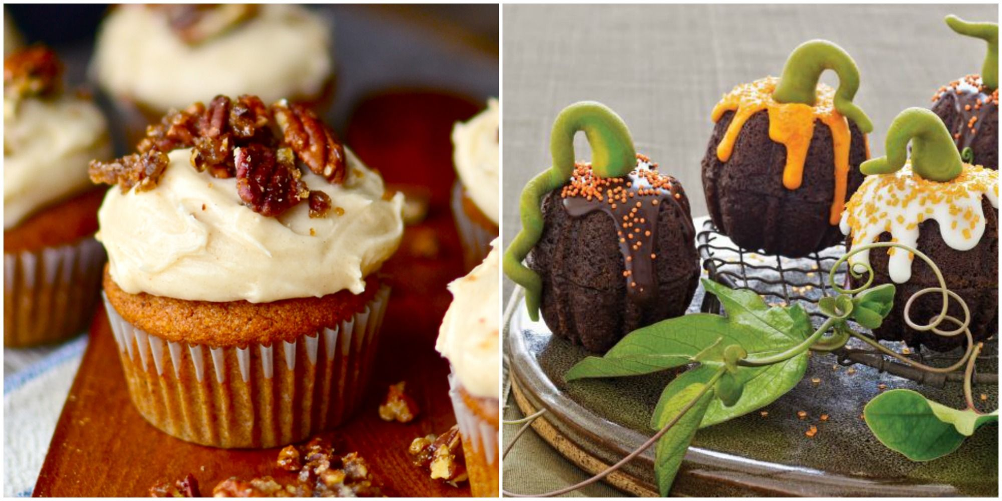 Ina Garten Pumpkin Muffins 15 Best Pumpkin Cupcake Recipes  How To Make Pumpkin Cupcakes