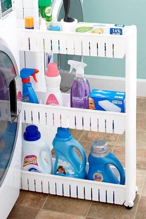 laundry room organizers