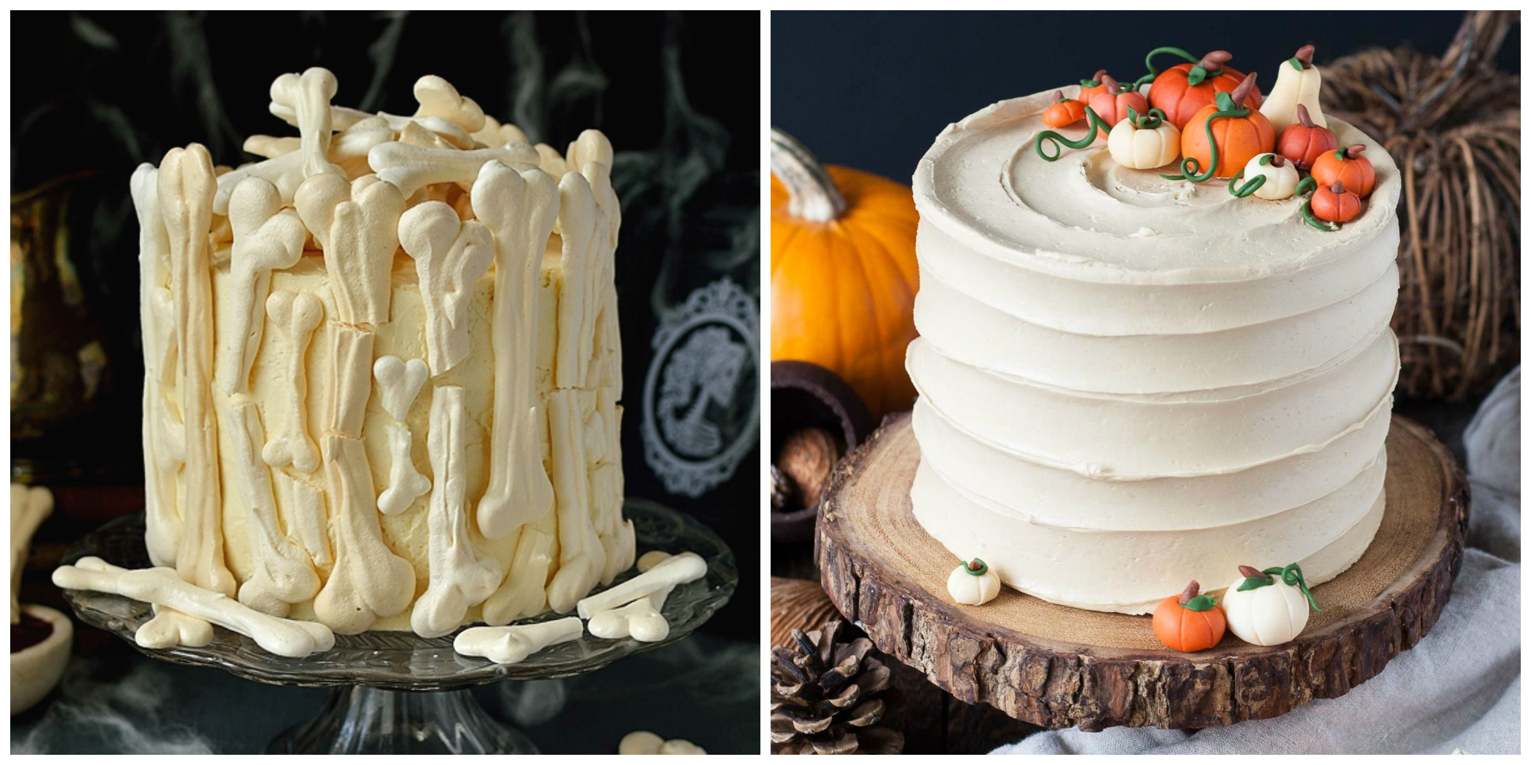 20 Best Halloween Cake Recipes & Decorating Ideas - Easy Halloween ...