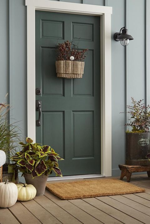 25 Creative Front Door Colors Paint Ideas For Your Front