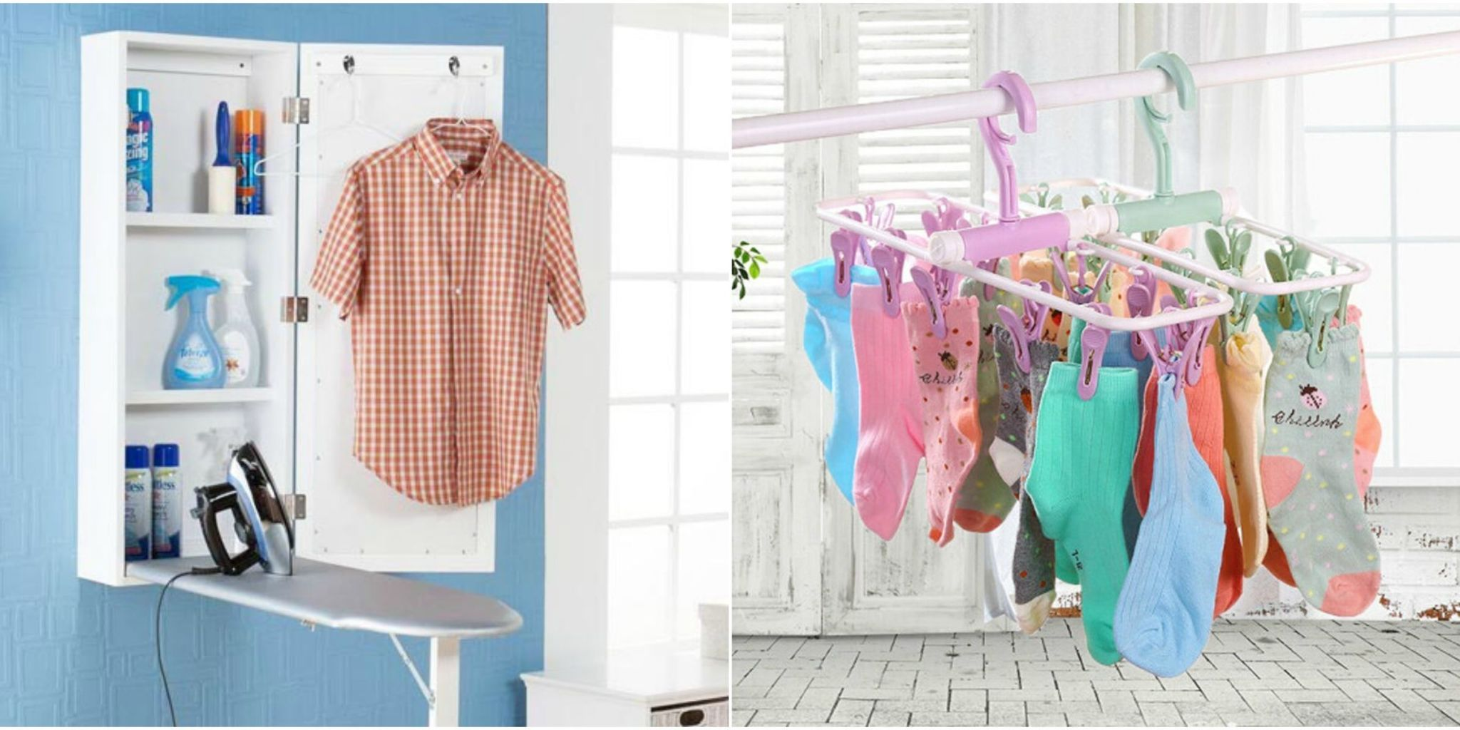 Laundry Organizers