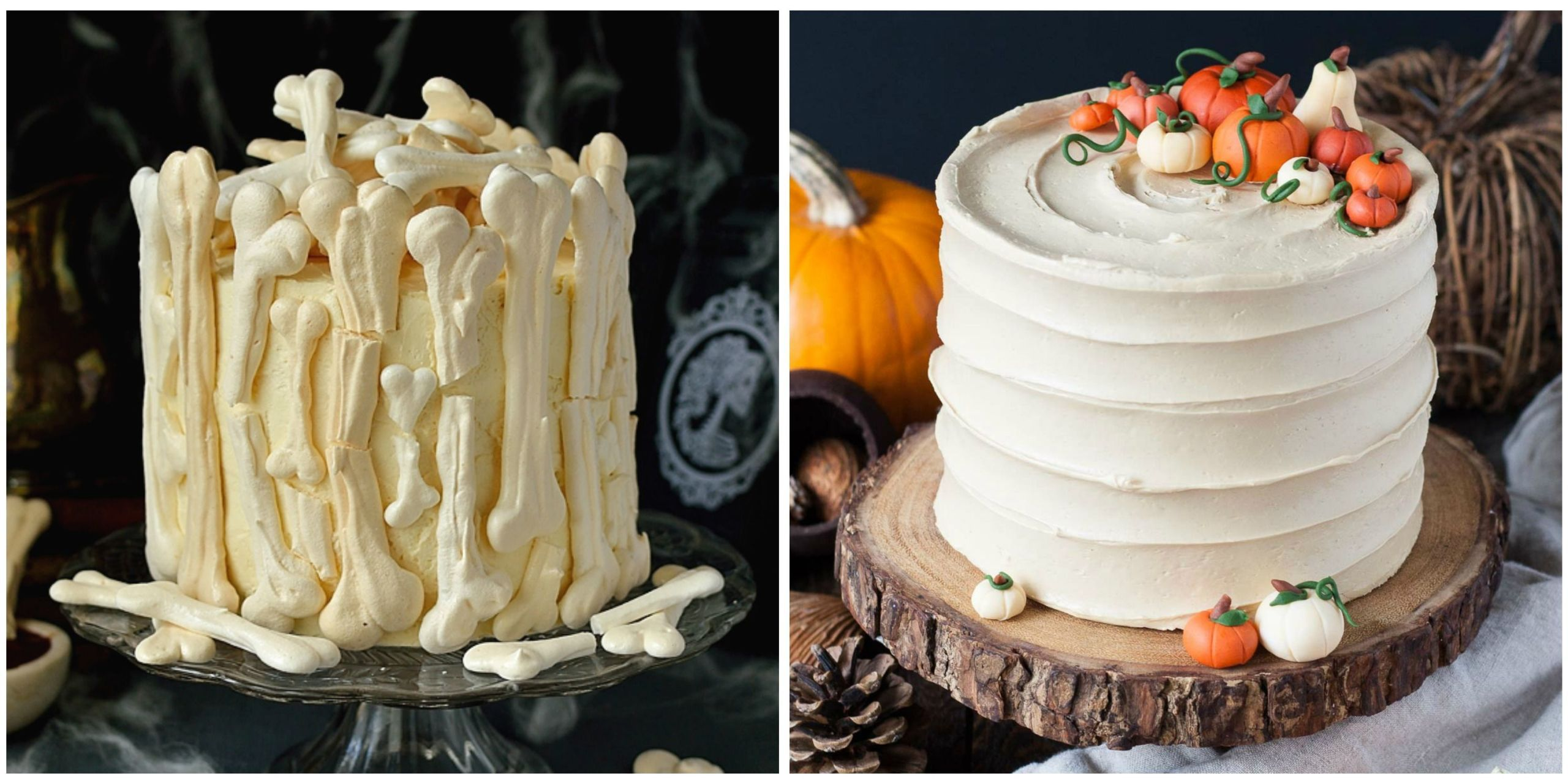 20 Best Halloween Cake Recipes Decorating Ideas Easy Halloween Cakes