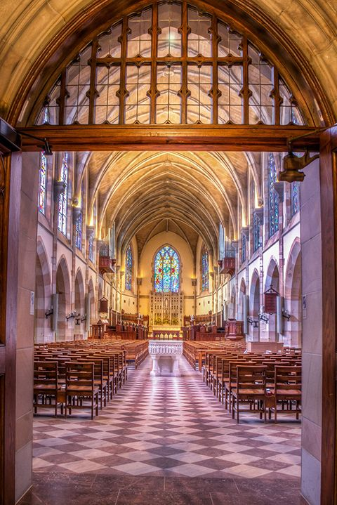 Building, Holy places, Architecture, Aisle, Arch, Place of worship, Cathedral, Church, Vault, Chapel,