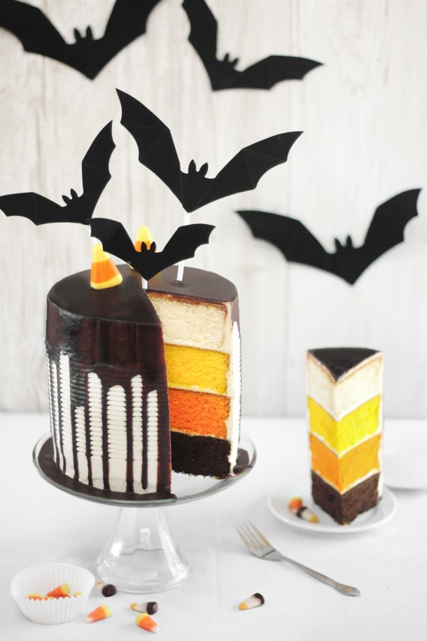 Halloween Birthday Cakes.20 Best Halloween Cake Recipes Decorating Ideas Easy Halloween Cakes
