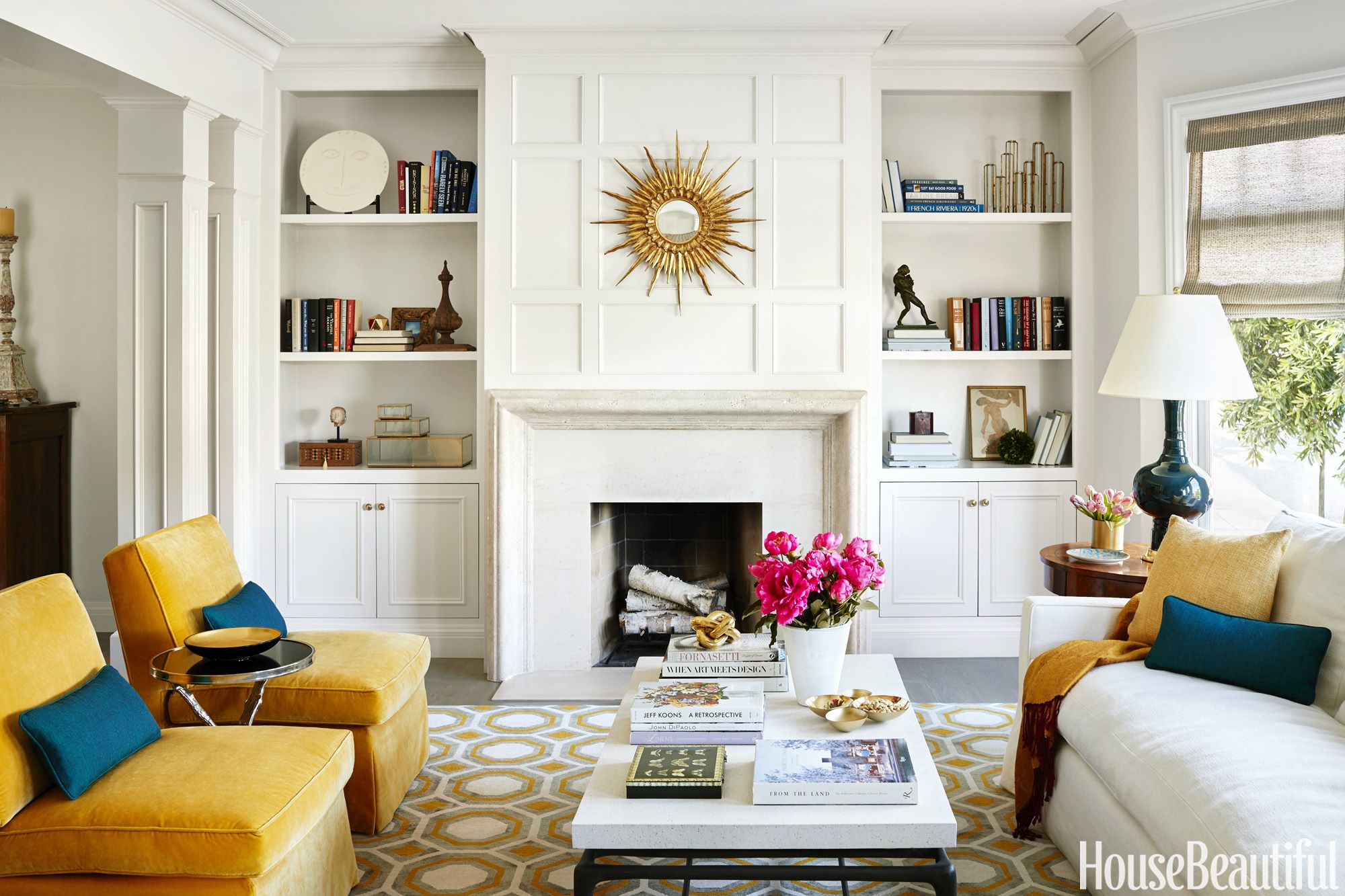 30+ Cozy Fireplace Ideas - Beautiful Decorating Pictures of Fireplaces