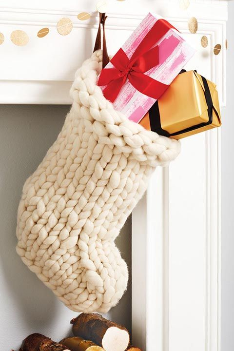 27 Unique Christmas Stockings - Best Cute DIY Ideas for Holiday ...
