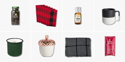 cozy things about fall
