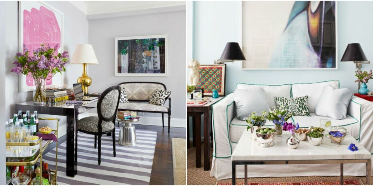 11 Small Living Room Decorating Ideas - How to Arrange a Small Living Room
