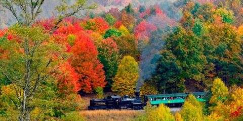 10 Scenic Train Rides For Kids Best Train Rides In America