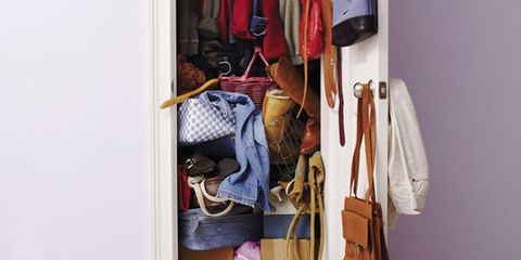 Clothes hanger, Closet, Room, Wardrobe, Furniture, Textile, Home accessories,