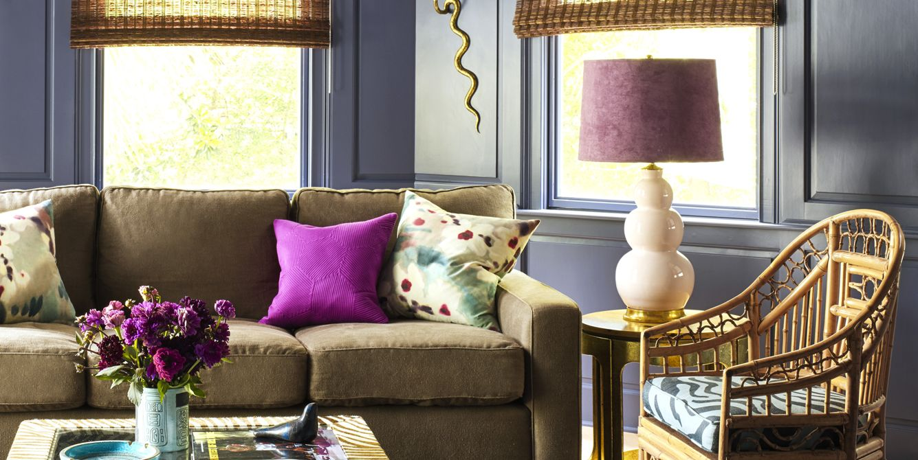 10 Purple Paint Colors To Inspire You To Decorate Without Giving A F*ck