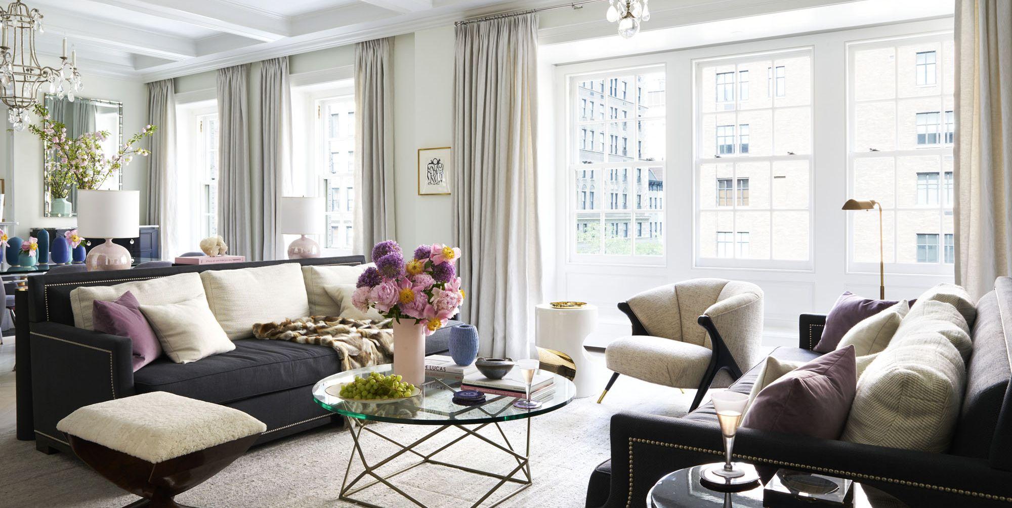 10 White Living Room Ideas Decor For Modern White
