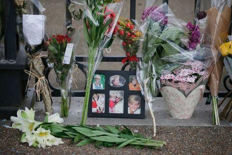Princess Diana tributes