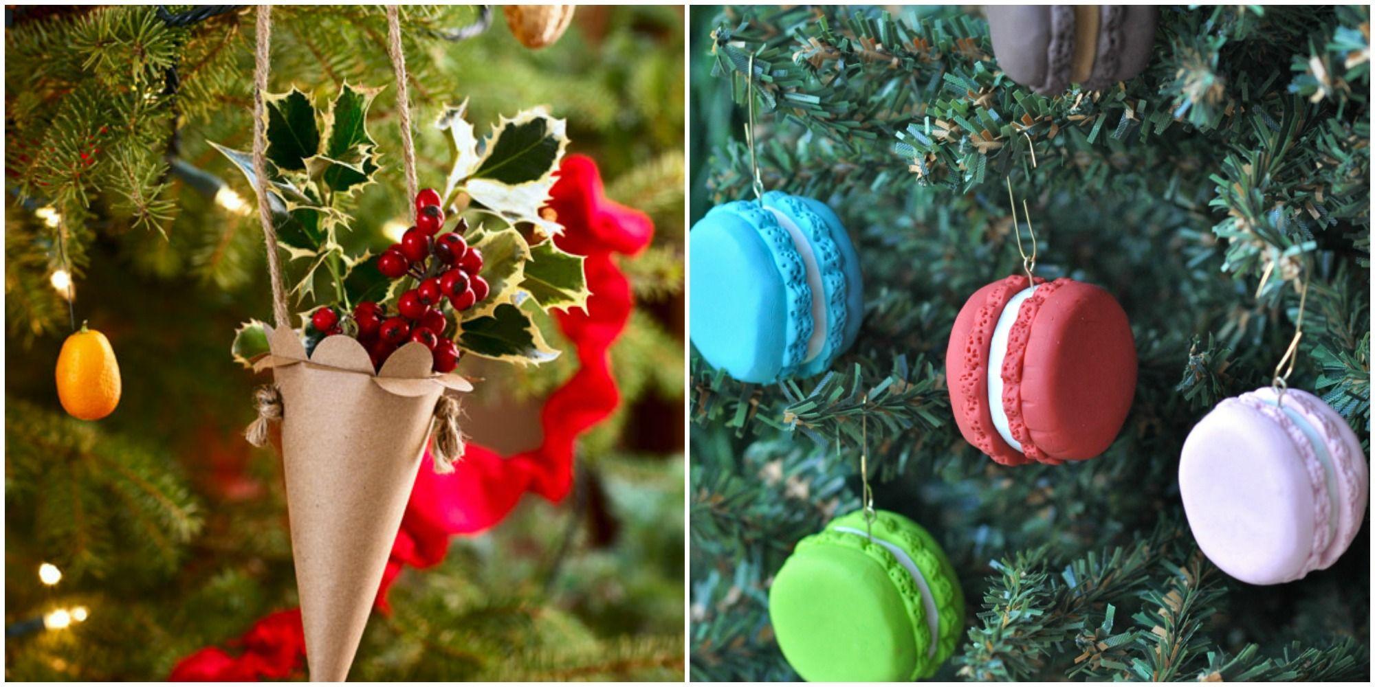 27 easy homemade christmas ornaments how to make diy christmas