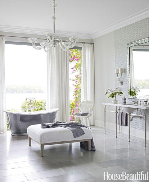 Furniture, Room, White, Interior design, Floor, Living room, Property, Bedroom, Ceiling, Building,