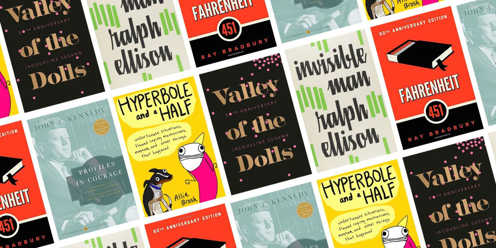 60 Books Everyone Should Read Before They Die